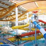 <b>Самый большой аквапарк в Москве</b>