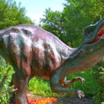 <b>Самый большой парк динозавров. ДИНОпарки в Москве</b>
