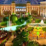 <b>Самый большой парк развлечений в Москве</b>
