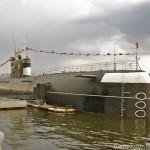 <b>Подводная лодка в Москве - музей в Тушино</b>