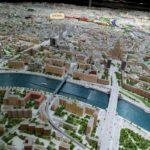 <b>Самый большой макет Москвы - на ВДНХ</b>