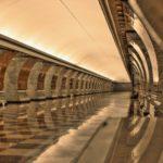 <b>Самая глубокая станция метро в Москве</b>